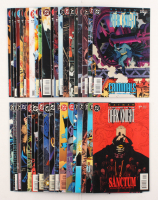 "Lot of (39) 1990-1997 DC ""Batman Legends of the Dark Knight"" Comic Books Issues with #78, #60, #75, #95, #58"