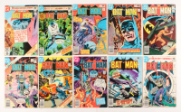 "Lot of (10) 1980 DC ""Batman"" Comic Books Issues with #325, #320, #327, #324, #319"