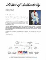 Michael Jackson Signed 8x10 Photo (PSA LOA) at PristineAuction.com