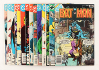 "Lot of (14) 1979-1983 DC ""Batman"" Comic Books Issues with #313, #333, #356, #353, #350"