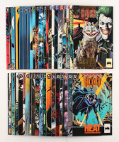 "Lot of (43) 1989-1993 DC ""Batman Legends of the Dark Knight"" Comic Books Issues with #3, #49, #29, #41, #37"