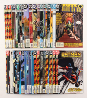 "Lot of (43) 1997-2001 DC ""Batman Legends of the Dark Knight"" Comic Books Issues with #104, #125, #105, #135, #101"