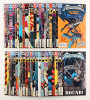 "Lot of (45) 2000-2003 DC ""Nightwing"" Comic Books Issues with #83, #59, #48, #62, #68"