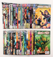"Lot of (50) 2003-2007 DC ""Birds of Prey"" 1st Series Comic Books Issues with #80, #66, #109, #90, #83"