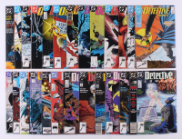 "Lot of (26) 1988-1990 DC ""Detective Comics"" 1st Series Comic Books Issues with #587, #595, #603, #588, #610"