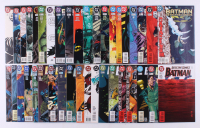 "Lot of (39) 1995-1998 DC ""Detective Comics"" 1st Series Comic Books Issues with #720, #711, #696, #687, #681"