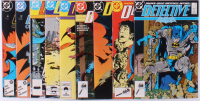 "Lot of (9) 1987-1988 DC ""Detective Comics"" 1st Series Comic Books Issues with #585, #582, #577, #579, #583"