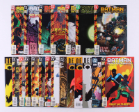 "Lot of (21) 1998-2000 DC ""Detective Comics"" 1st Series Comic Books Issues with #731, #745, #746, #739, #726"