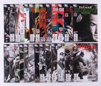 "Lot of (26) 2005-2009 DC ""Detective Comics"" 1st Series Comic Books Issues with #818, #811, #834, #824, #836"