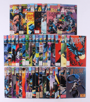 "Lot of (41) 1991-1994 DC ""Detective Comics"" 1st Series Comic Books Issues with #649, #675, #651, #680, #652"