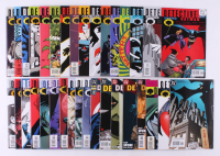 "Lot of (34) 2000-2003 DC ""Detective Comics"" 1st Series Comic Books Issues with #779, #771, #751, #760, #754"