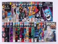 "Lot of (32) 1989-1991 DC ""Detective Comics"" 1st Series Comic Books Issues with #625, #610, #620, #634, #612"