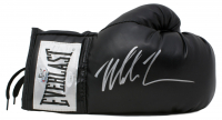 Mike Tyson Signed Everlast Boxing Glove (JSA COA & Fiterman Sports Hologram)