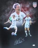 Megan Rapinoe Signed Team USA 16x20 Photo (JSA COA)