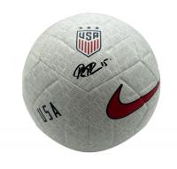 Megan Rapinoe Signed Team USA Soccer Ball (JSA COA)