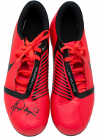 Alex Morgan Signed Pair Of (2) Nike Phantom Soccer Cleats (JSA COA)