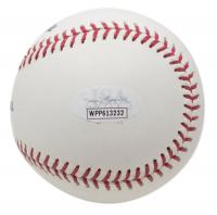"Pete Rose Signed OML Baseball Inscribed ""Mr. Trump Make America Great Again"" (JSA COA) at PristineAuction.com"