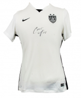 Carli Lloyd Signed Team USA Nike Soccer Jersey (JSA COA) at PristineAuction.com