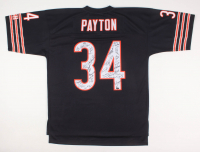 Jersey Team-Signed by (31) with Mike Ditka, Mike Singletary, Leslie Frazier, William Perry (Schwartz COA)