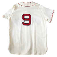 Ted Williams Signed Boston Red Sox Jersey (Beckett LOA) at PristineAuction.com