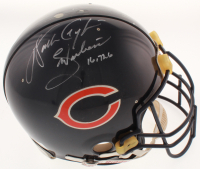 """Walter Payton Signed Chicago Bears Full-Size Authentic On-Field Helmet Inscribed """"Sweetness"""" & """"16,726"""" (PSA LOA)"""