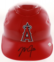 Mike Trout Signed Los Angeles Angels Authentic Full-Size Batting Helmet (MLB Hologram) at PristineAuction.com