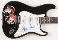 "Cheech Marin & Tommy Chong Signed 38.5"" Electric Guitar Inscribed ""16"" (JSA COA)"