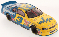 Dale Earnhardt LE #3 GM Goodwrench Service Plus / Wrangler Jeans / 1999 Monte Carlo 1:18 Scale Die Cast Car at PristineAuction.com