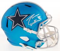 Jason Witten Signed Dallas Cowboys Full-Size Blaze Speed Helmet (Beckett COA & Witten Hologram)
