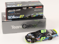 Lot of (2) Kyle Busch 1:24 Scale Die Cast Cars with (1) Signed #87 Ditech.com 2003 Monte Carlo & (1) Factory Sealed LE #84 Ditech.com 2003 Monte Carlo (RCCA COA)