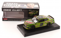 Chase Elliott Signed 2019 NASCAR #9 Mountain Dew - 1:24 Premium Action Diecast Car (Chase Elliott COA)