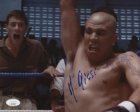 "Michel Qissi Signed ""Kickboxer"" 8x10 Photo (JSA COA) at PristineAuction.com"