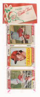 1974 Topps Baseball Unopened Christmas Rack Pack with (12) Cards