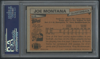 1981 Topps #216 Joe Montana RC (PSA 9) at PristineAuction.com