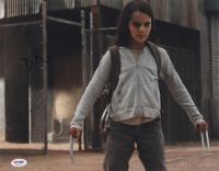 "Dafne Keen Signed ""Logan"" 11x14 Photo (PSA COA) at PristineAuction.com"