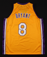 Kobe Bryant Signed Jersey (PSA COA) at PristineAuction.com