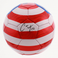 Carli Lloyd Signed Team USA Soccer Ball (JSA COA) at PristineAuction.com