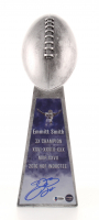 Emmitt Smith - Cowboys - Signed Large Lombardi Trophy (PROVA COA & Beckett COA) at PristineAuction.com