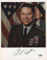 Colin Powell Signed 8x10 Photo (PSA COA)