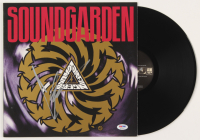 "Chris Cornell Signed Soundgarden ""Badmotorfinger"" Album Cover (PSA COA) at PristineAuction.com"