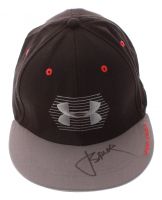 Jordan Spieth Signed Under Armour Fitted Hat (PSA COA) at PristineAuction.com