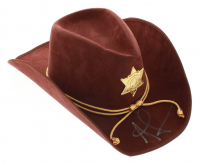 "Andrew Lincoln Signed ""The Walking Dead"" Sheriff Hat (PSA COA) at PristineAuction.com"