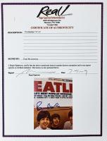 "Paul McCartney Signed The Beatles ""Beatles VI"" Vinyl Record Album (JSA LOA & REAL LOA) at PristineAuction.com"