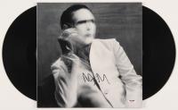 "Marilyn Manson Signed ""The Pale Emporer"" Vinyl Record Album (PSA COA) at PristineAuction.com"