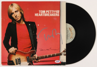 "Tom Petty Signed Tom Petty and the Heartbreakers ""Damn the Torpedoes"" Vinyl Record Album (PSA COA) at PristineAuction.com"
