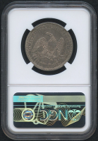 1863 50¢ Seated Liberty Half Dollar (NGC XF 40) at PristineAuction.com