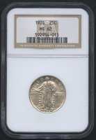 1926 25¢ Standing Liberty Quarter (NGC MS 62) at PristineAuction.com