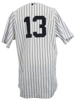 Alex Rodriguez Game-Used New York Yankees Majestic Jersey (Steiner LOA & MLB Hologram) at PristineAuction.com
