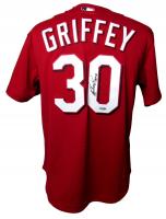 Ken Griffey Jr. Signed Cincinnati Reds Jersey (TriStar Hologram) at PristineAuction.com