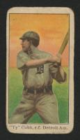 1909-11 American Caramel E90-1 #25 Ty Cobb